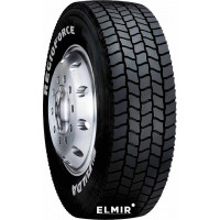 215/75 R17.5 Fulda REGIOFORCE 3PSF 126/124M